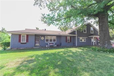 Shawnee Single Family Home For Sale: 7125 Gleason Road