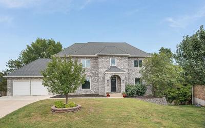 Overland Park Single Family Home For Sale: 10307 Delmar Street