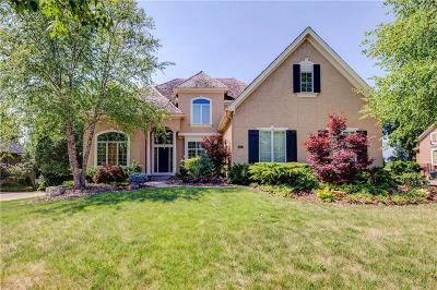 Leawood Single Family Home For Sale: 2617 W 140th Street