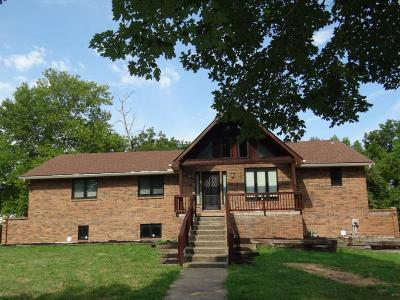 Independence Single Family Home For Sale: 1604 Dickinson Road