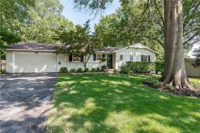 Overland Park Single Family Home For Sale: 9727 Windsor Street