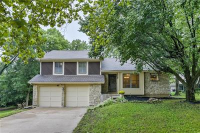 Lenexa Single Family Home For Sale: 13321 W 80th Terrace
