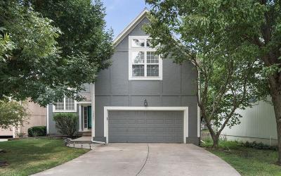 Olathe Single Family Home For Sale: 13807 S Hagan Street