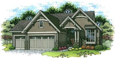 Lenexa Single Family Home For Sale: 8840 Freedom Street