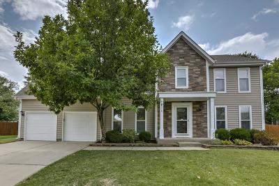 Overland Park Single Family Home For Sale: 15314 Hemlock Street