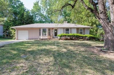 Kansas City Single Family Home Auction: 6003 E 96th Terrace