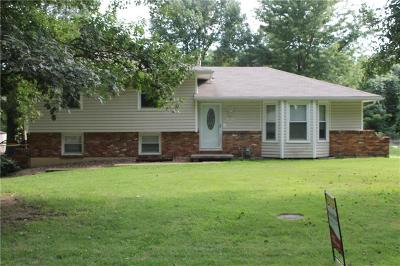Archie Single Family Home For Sale: 605 Jackson Street