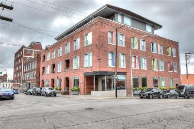 Kansas City Condo/Townhouse For Sale: 125 W 18th Street