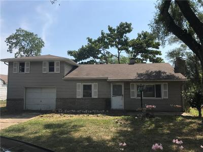 Kansas City Single Family Home For Sale: 2125 S 35th Street