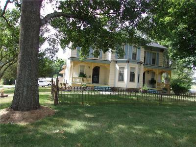 Bucyrus Single Family Home For Sale: 11251 W 247th Street