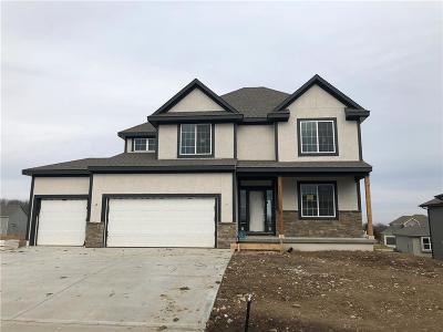 Olathe Single Family Home For Sale: 25150 W 148th Terrace