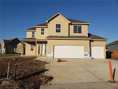 Olathe Single Family Home For Sale: 14134 S Pascal Street