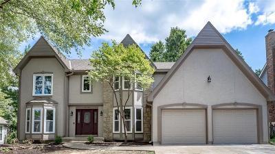 Olathe Single Family Home For Sale: 15749 W Beckett Lane