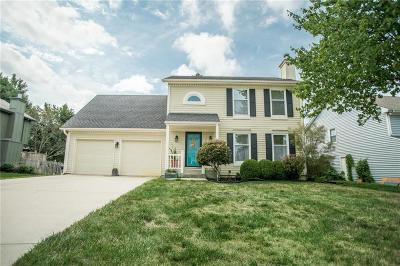 Olathe Single Family Home For Sale: 15021 W 124th Street