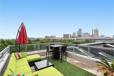 Kansas City Condo/Townhouse For Sale: 723 W 16th Street