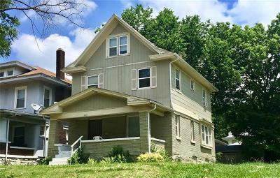 Kansas City Single Family Home For Sale: 4007 Bellefontaine Avenue