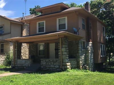 Kansas City Single Family Home For Sale: 2463 Denver Avenue
