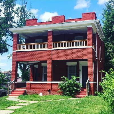 Kansas City Multi Family Home For Sale: 3332 Tracy Avenue