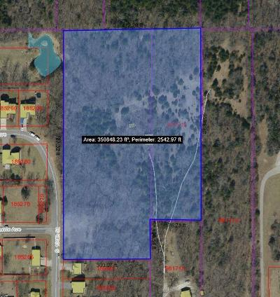 Wyandotte County Residential Lots & Land For Sale: 1801 S 136th Street
