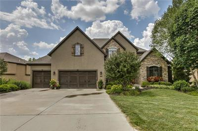 Overland Park Single Family Home For Sale: 12319 W 164th Terrace