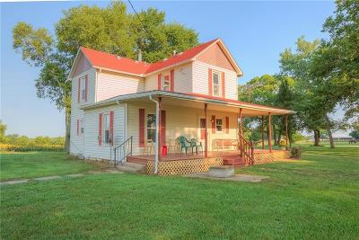Cass County Single Family Home For Sale: 39803 E State Route 2 Highway