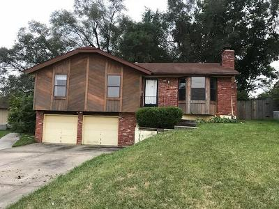 Kansas City Single Family Home For Sale: 7605 NW 73rd Street