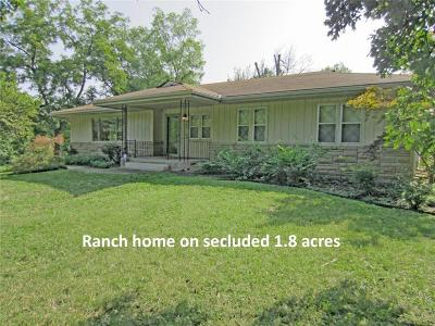 Single Family Home Sold: 6545 Scenic Drive