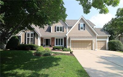 Leawood Single Family Home For Sale: 4440 W 131 Terrace