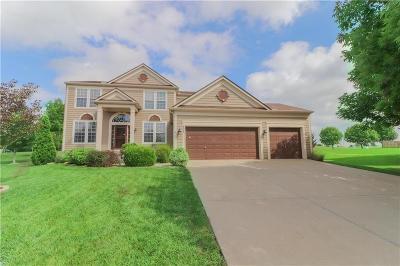 Single Family Home For Sale: 5536 Lakeridge Street