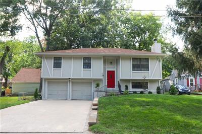 Roeland Park Single Family Home For Sale: 4770 Reinhardt Drive