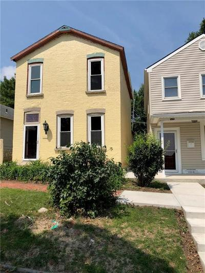Single Family Home For Sale: 522 Seneca Street