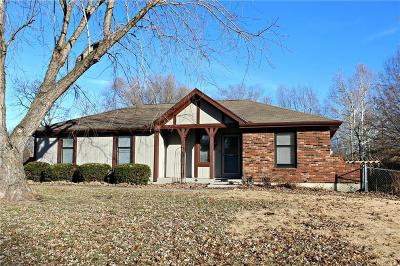 Grain Valley Single Family Home For Sale: 3603 S Rust Road