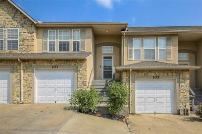 Olathe Condo/Townhouse Show For Backups: 1151 N Martway Drive #107