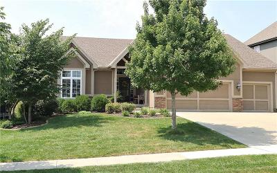 Olathe Single Family Home For Sale: 12572 S Gleason Road