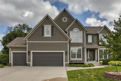 Overland Park Single Family Home For Sale: 13909 Parkhill Lane
