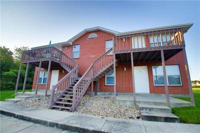 Warrensburg Multi Family Home For Sale: 718 Cedar Drive