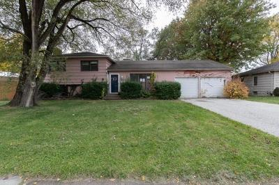 Overland Park Single Family Home Auction: 5507 W 99th Terrace