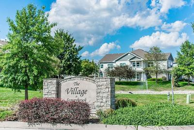 Olathe Condo/Townhouse For Sale: 11711 S Roundtree Street #202