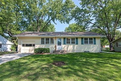 Lawrence Single Family Home For Sale: 1408 E 18th Terrace