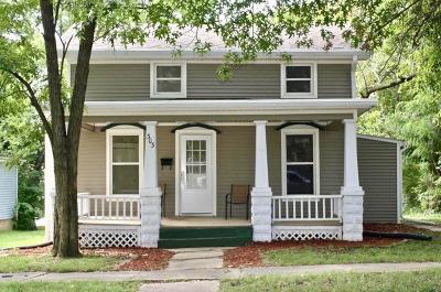 Paola Single Family Home For Sale: 303 E Miami Street