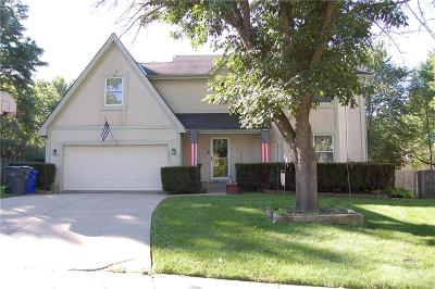 Olathe Single Family Home For Sale: 1002 N Mahaffie Street