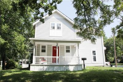 Nodaway County Single Family Home For Sale: 131 North Avenue