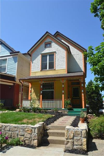 Kansas City Single Family Home For Sale: 2740 Holmes Street