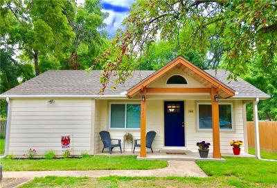 Edgerton Single Family Home For Sale: 211 E Hulett Street