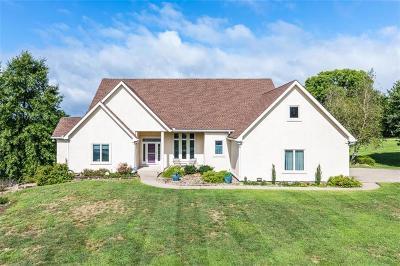Single Family Home For Sale: 17008 NE 124th Street