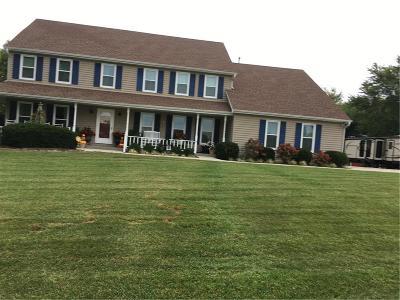 Single Family Home For Sale: 17212 NE 119th Street