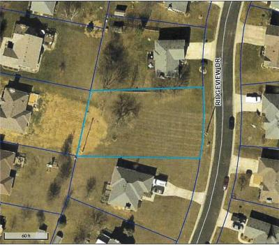 Pettis County Residential Lots & Land For Sale: Lot 52 Ridgeview Drive