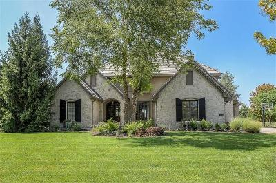 Overland Park Single Family Home For Sale: 5512 Golden Bear Drive