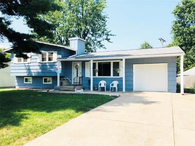 Single Family Home Show For Backups: 7424 NW Park Forest Lane