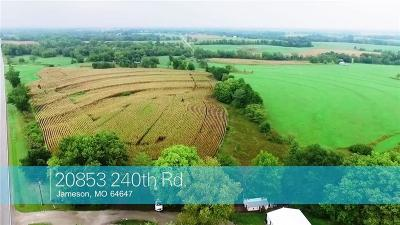 Daviess County Residential Lots & Land For Sale: 20853 240th